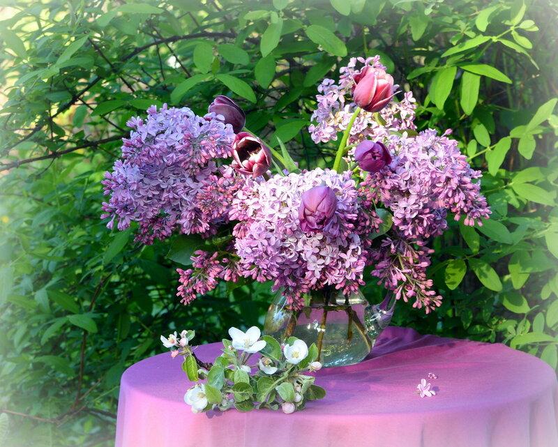 ...Цветок,  у каждого свой срок, цветенья и благоуханья,