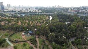 Тель-Авив с воздушного шара