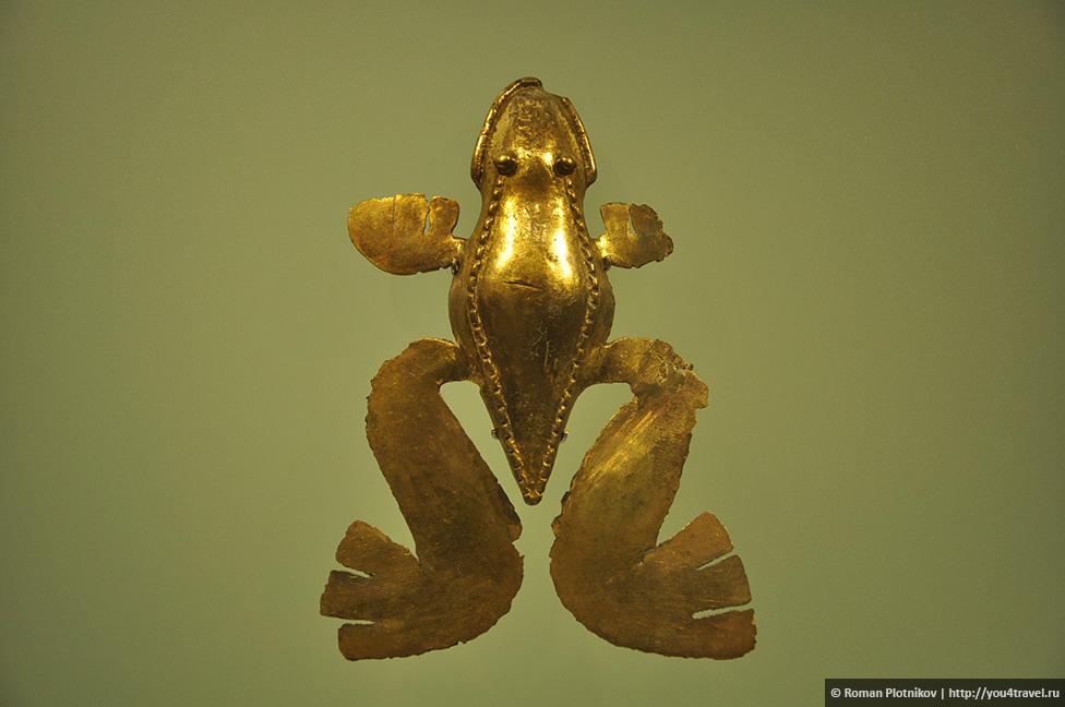 0 181aa8 5b6d5f8b orig День 203 205. Самые роскошные музеи в Боготе – это Музей Золота, Музей Ботеро, Монетный двор и Музей Полиции (музейный weekend)