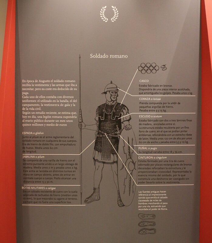 Puerto Fluvial De Caesaraugusta museum, Zaragoza