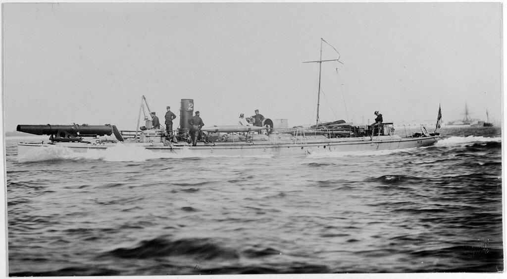 HM Torpedo Boat 2