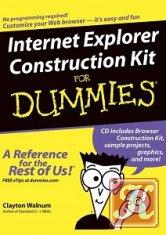 Книга Книга Internet Explorer Construction Kit For Dummies