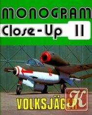 Книга Volksjager (Monogram Close-Up 11)