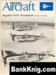 Книга Republic P-47N Thunderbolt [Aircraft Profile 262]
