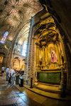 монастырь Жаронимуш в Лиссабоне.