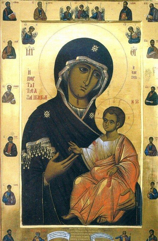Икона Иверской Божией Матери