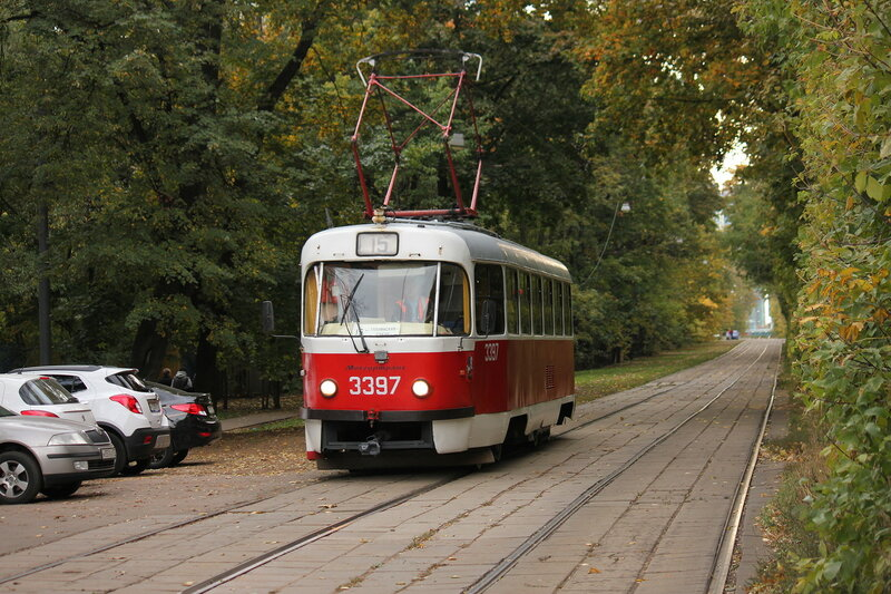 Трамвай 3397