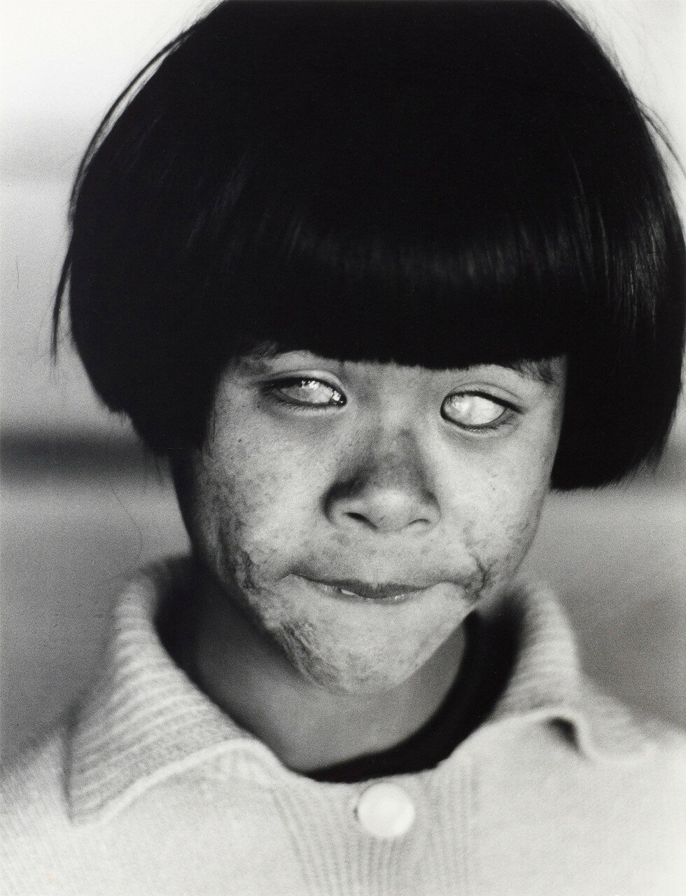 1963. Слепая девушка из Хиросимы