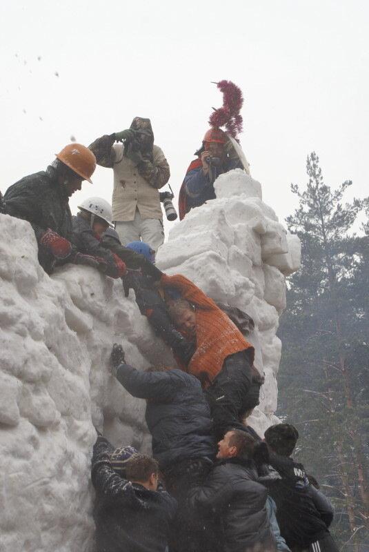 Масляница от Рождественки. 2009 г.