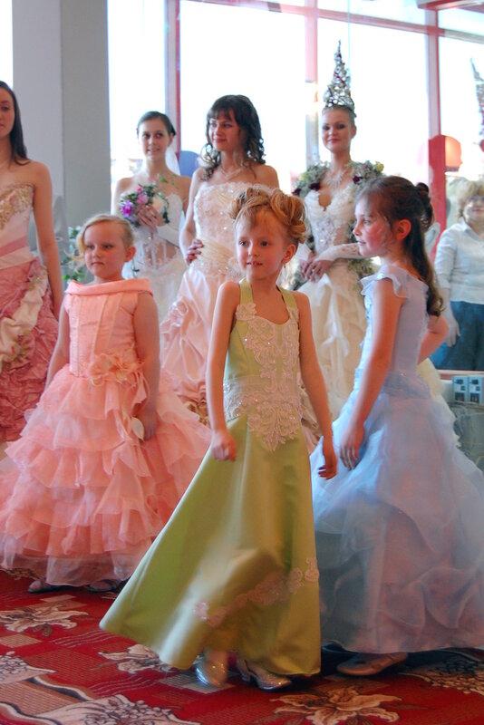 Шоу-показ свадебного салона Белая Легенда