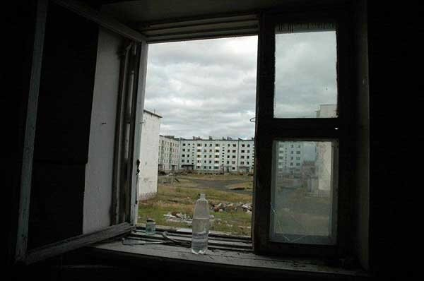 Развалины города Кадыкчан