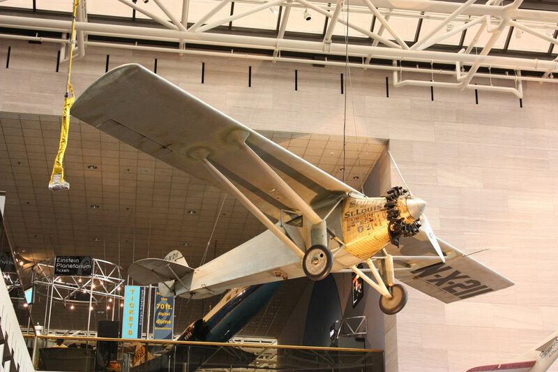 an analysis of the small one engined plane the spirit of st louis A coy, st louis alpha pilot academy, the flight school at air associates is kansas city's premier flight school alpha pilot academy is a designated cessna pilot center and a part 141 flight school.