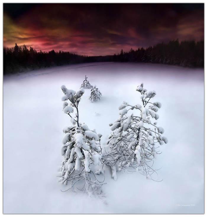 Зима от Kari Liimatainen