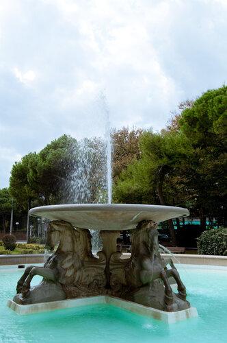 Fontana 4 Cavalli