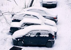 Недавний снегопад