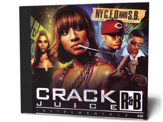 NY C.E.O And S.B. - Crack Juice R&B [Instrumentals] 10 (2009)