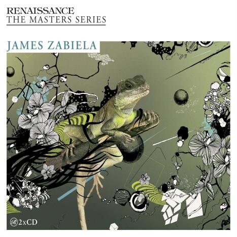 Renaissance The Masters Series Part 12 Mixed By James Zabiela (2CD) 2009
