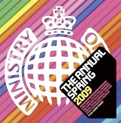 Ministry Of Sound: The Annual Spring 2009