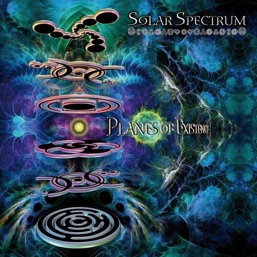 Solar Spectrum - Planes Of Existence (2009)