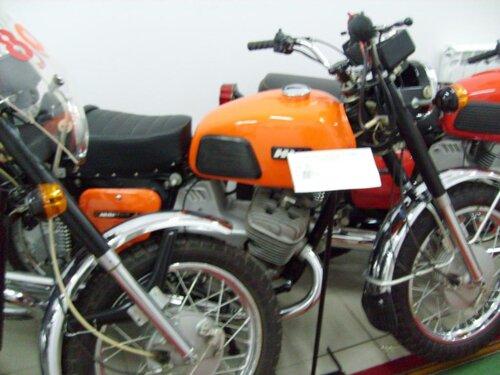 История отечественных мотоциклов