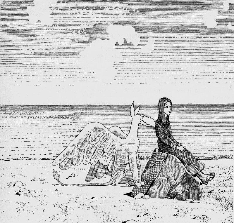 Кэрролл Л. Приключения Алисы в Стране Чудес Сказка, рассказанная Борисом Заходером Иллюстрации Г.Калиновского Издание 3-е (Школьная библиотека для нерусских школ) Москва: Детская литература, 1977