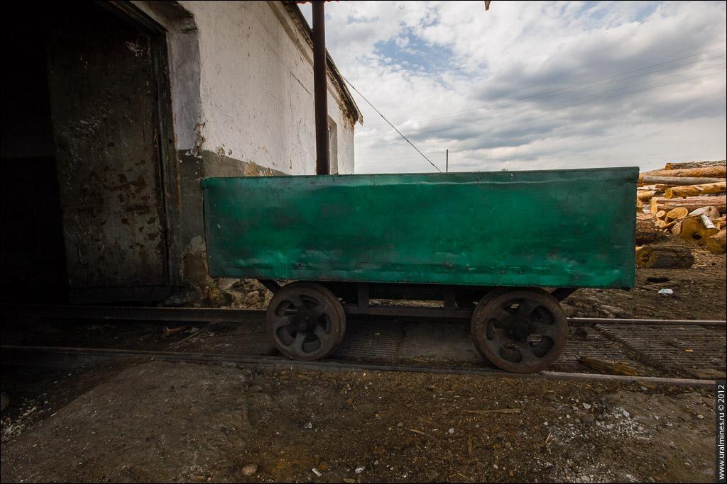 Добыча торфа в поселке Островное