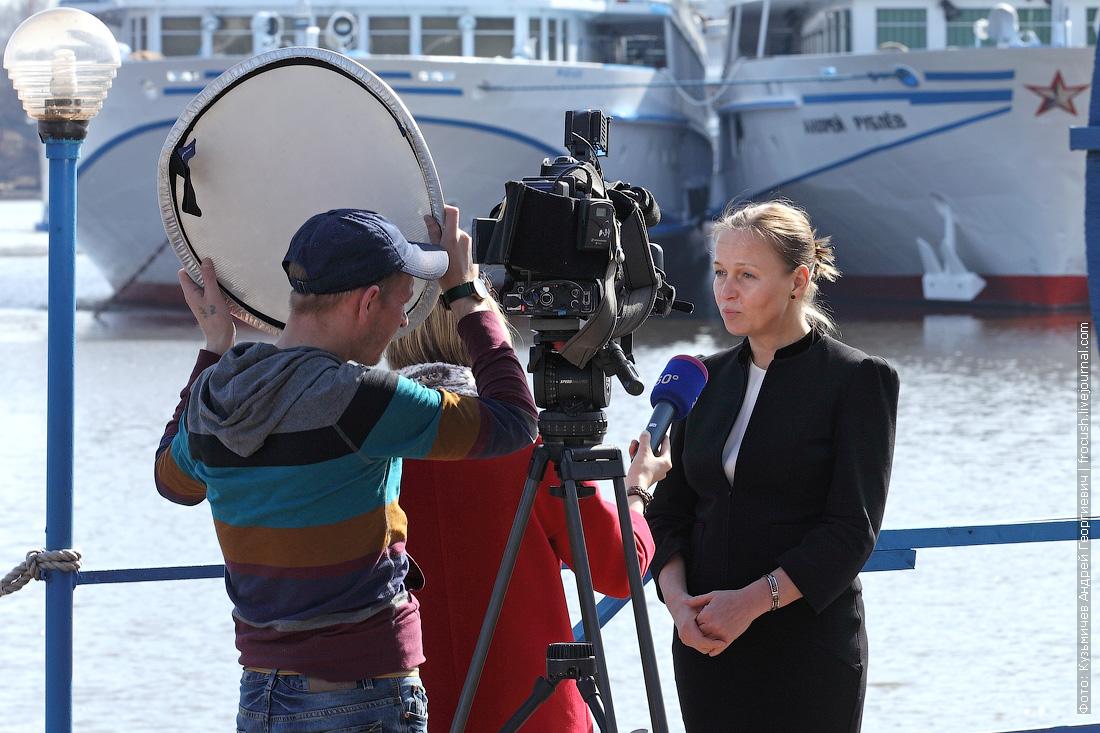 интервью у Светланы Викторовны Гончаровой