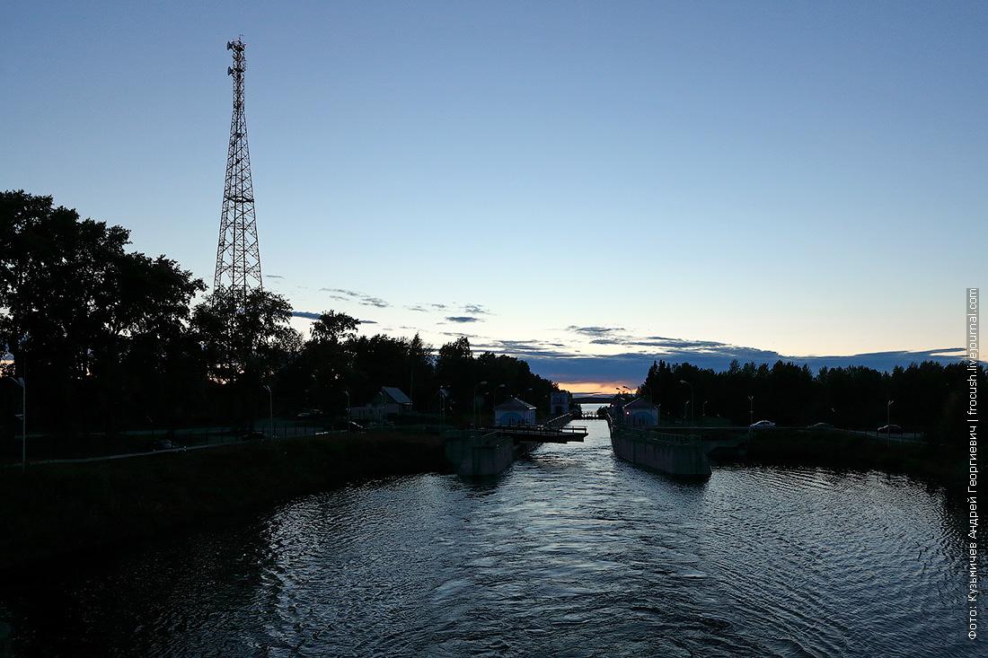 ночной Беломорканал