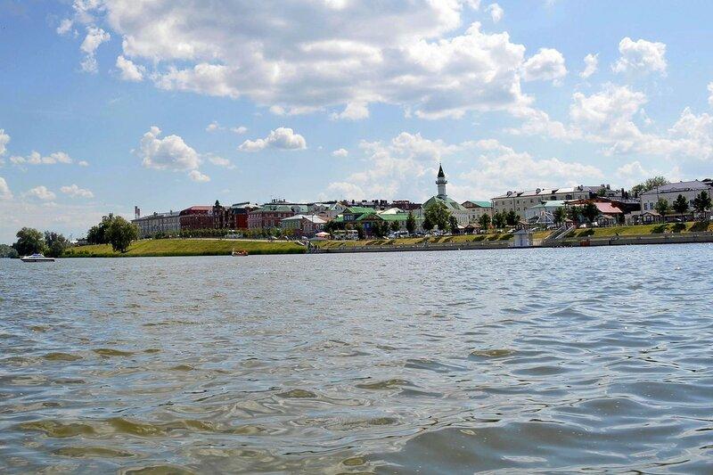 Прогулка по озеру Нижний Кабан