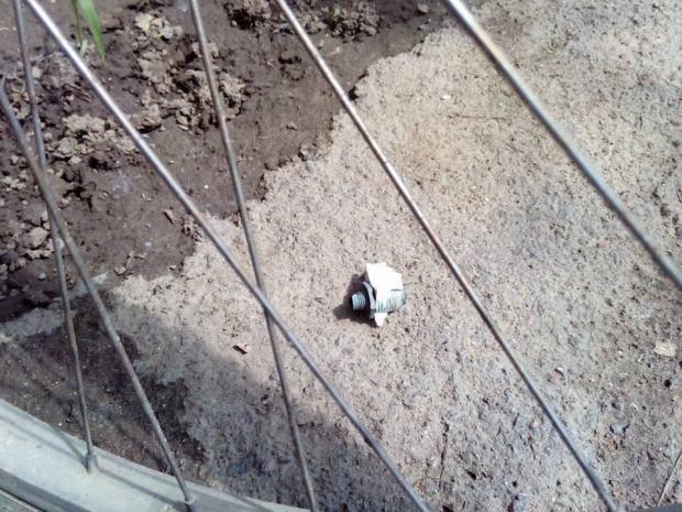 На Львовщине во двор местного чиновника неизвестные преступники бросили боевую гранату