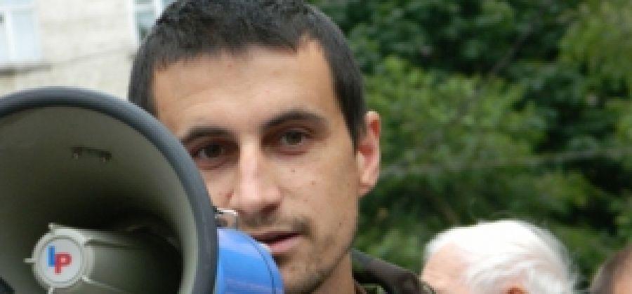 "Василий Лабайчук: ""Ребята наступили на горло контрабанде"" (видео)"