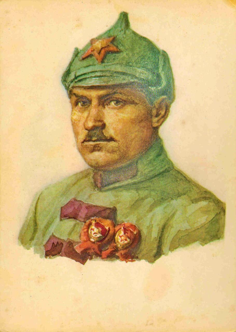 Герой гражданской войны Киквидзе  Василий (Васо) Исидорович (2).jpg