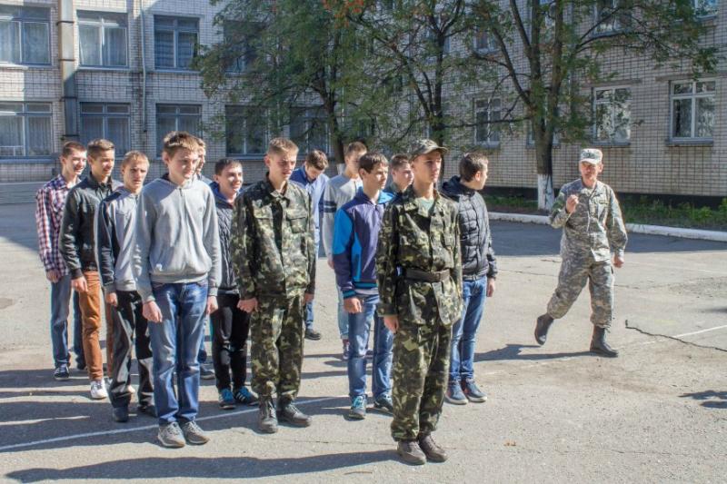 Дірка від бублика, або 20 автоматів для «Захисника Кіровоградщини»