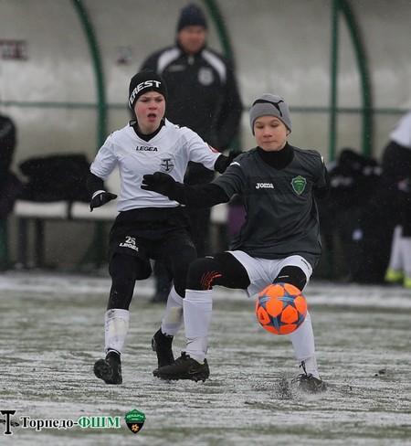 Детский футбол. Клубная Лига.