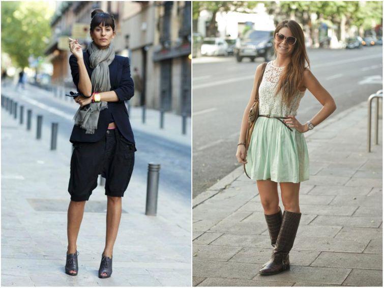 13. Мадрид, Испания В любом гардеробе жительницы Мадрида можно встретить шифоновые рубашки, свободны