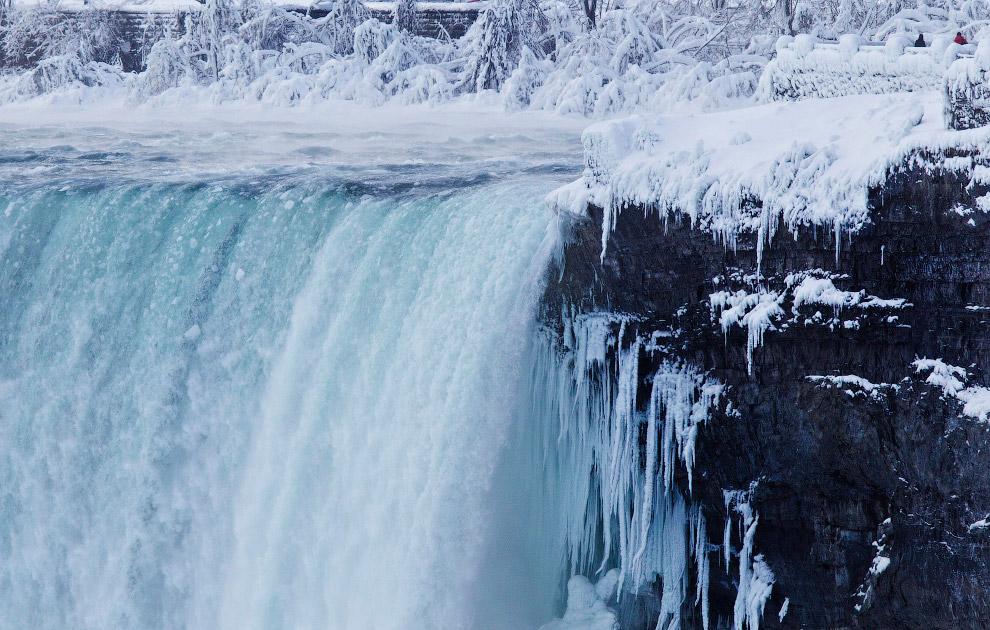 11. Дальнейшая скорость движения водопада также зависит и от природных факторов, таких как изме