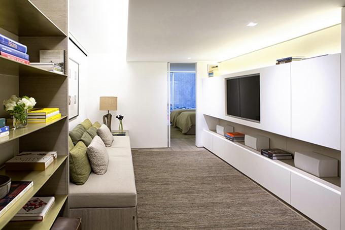 Квартира в Нью-Йорке