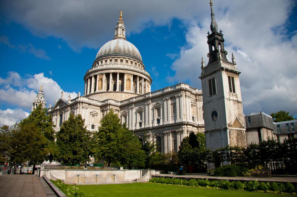 Собор Святого Павла. Архитектурный стиль — английское барокко. (Nico Aguilera)