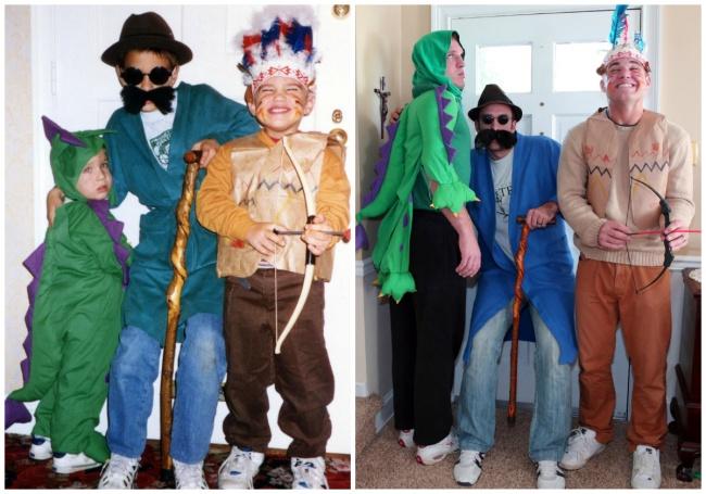 Даэти ребята просто гении костюмированных шоу!
