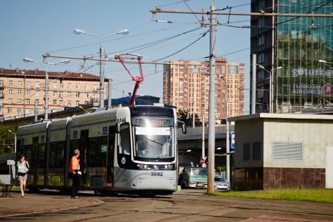 Мосгортранс закупит 150 трехсекционных трамваев