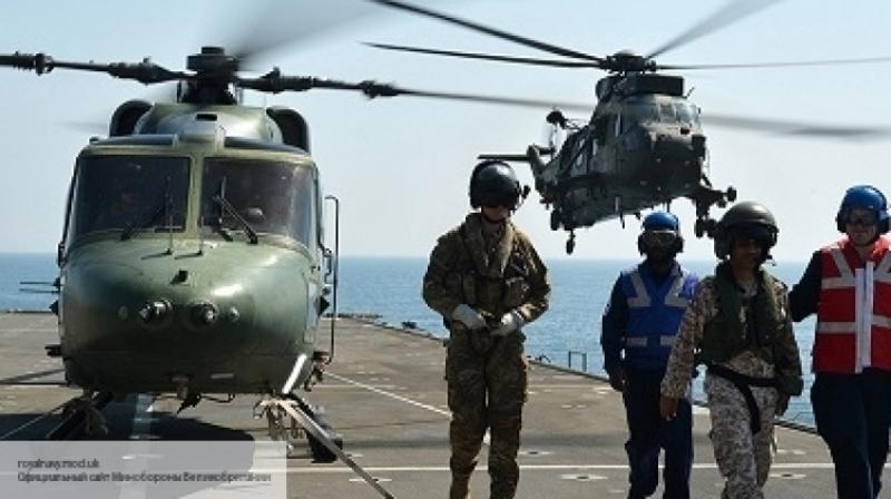 Минобороны Великобритании сообщило о смерти своего военного вИраке