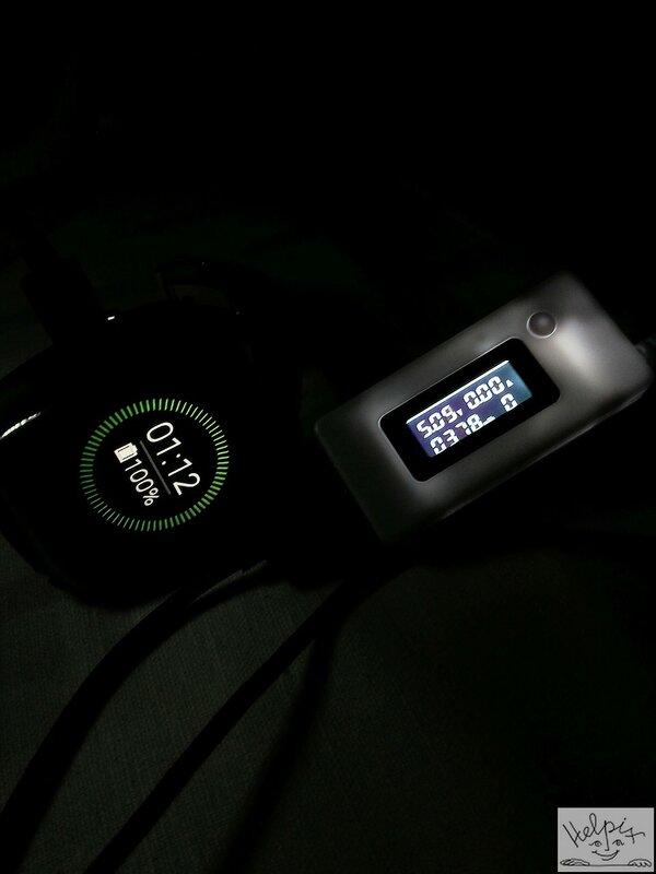 Зарядка 1 ч 45 мин