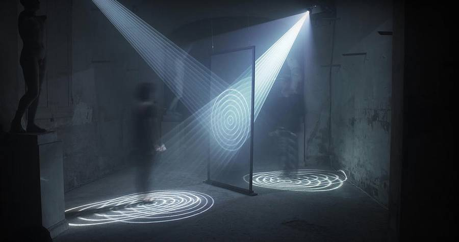 Audiovisual Installation to Explore Duality