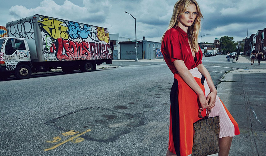 Anne Vyalitsyna - Vogue Portugal (October 2016)