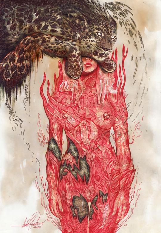 Inspiring Art by Javier Gonzalez Pacheco