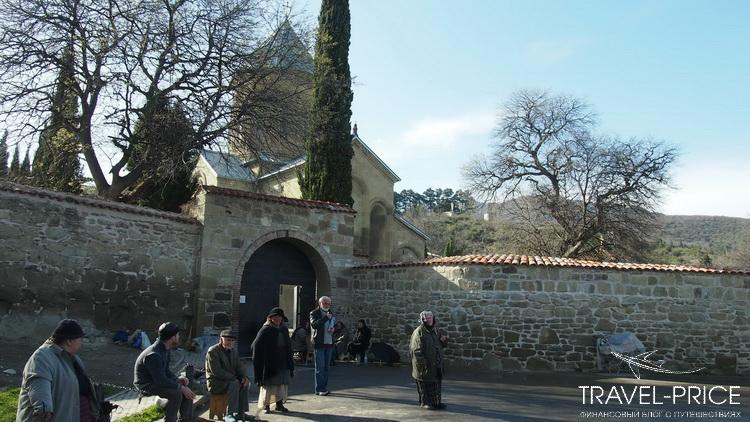 женский монастырь св. Нино Мцхета