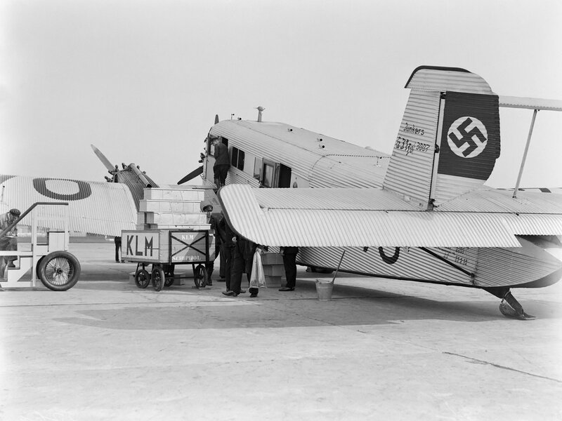 Junkers G 31, D-1770