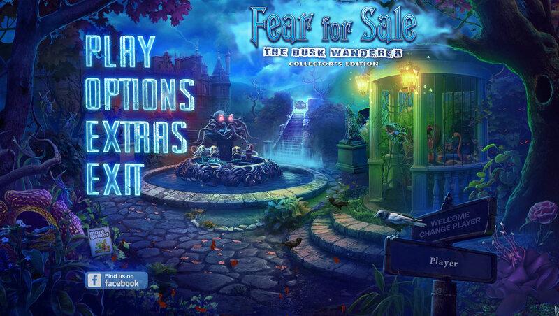 Fear for Sale: The Dusk Wanderer CE