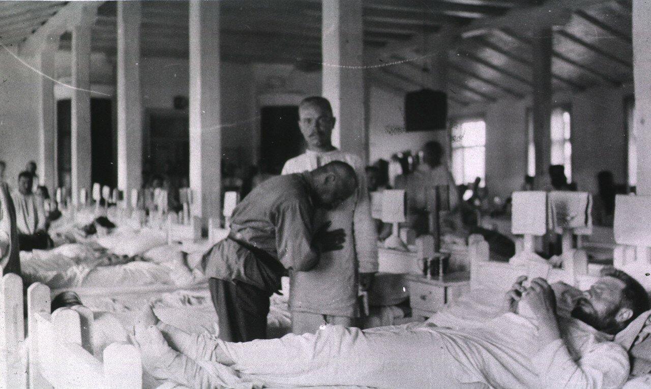 Военный госпиталь № 11. Палата