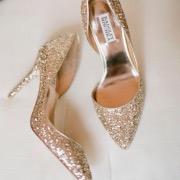 Золотые туфелькти